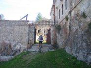 l'ingresso nel Fort de la Croix de Bretagne