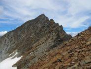 Il Paramont e la sua cresta SE
