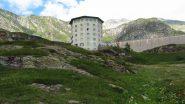 l'albergo Robiei non è proprio il massimo per estetica...(16-8-2013)