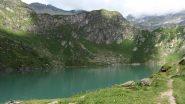 Lago artificiale di Robiei m. 1892 (16-8-2013)