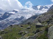 ghiacciaio della tribolazione