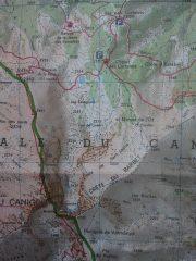 Cartina del giro ad anello