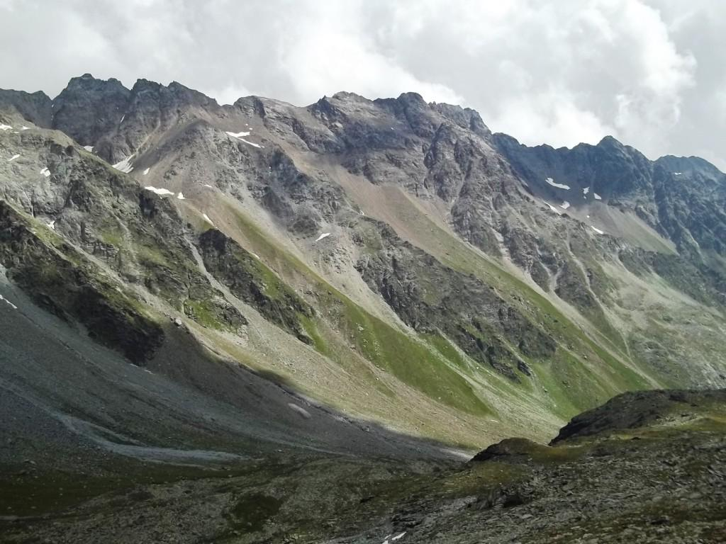 Menouve (Mont de)da Prailles per il Col de Molline 2013-08-18