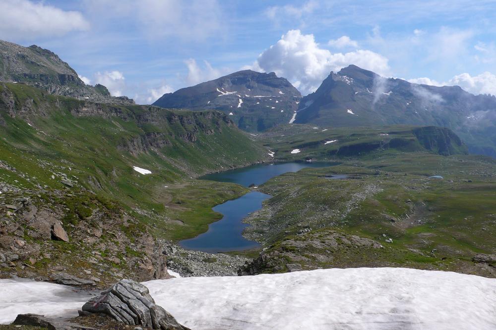 Valle (Bocchetta della) da Alpe Devero, traversata Devero - Formazza 2013-08-18