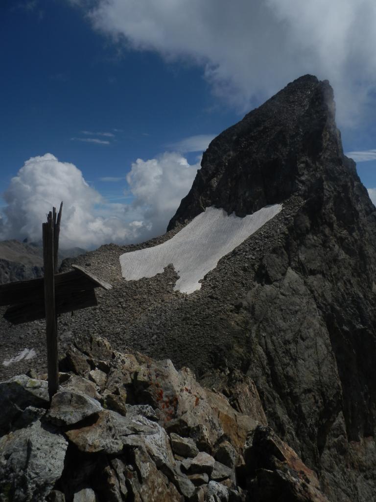 Maledia vista dalla Punta Caduti 2^ Regg. Alpini prov. CN