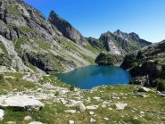 Lago orientale della Crosa