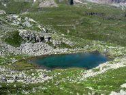 Lago piccolo di Antabbia e Rif. Pian delle Creste