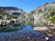 Lago occidentale della Crosa
