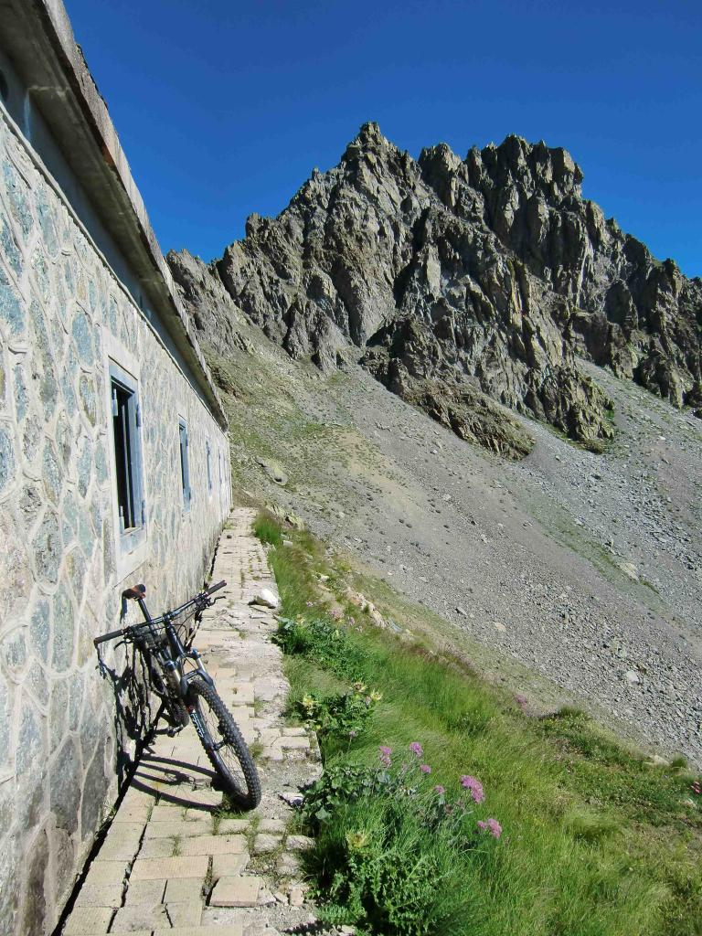 Ferro (Testa del)da Pontebernardo, giro per i Colli di Panieris e del Ferro 2013-08-20