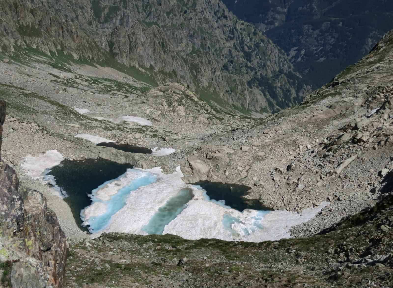 sotto il M.Carboné altro lago