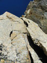 scalando l'androsace