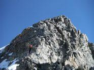 ultimissimo tratto roccioso