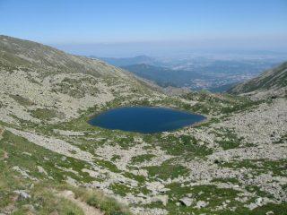 il lago sottano