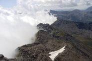 nuvole verso il vallone di rodoretto