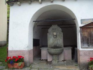 La fontana di Campello Monti