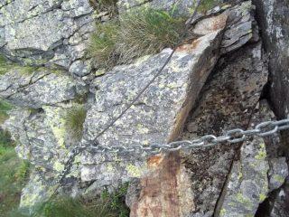 Passo del Sigaro -Catene-