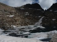 disgelo tardivo al Lago di Nasta