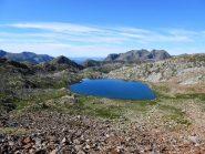 Lago superiore di Terra Rossa