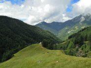 Discesa da Alpe Sdun