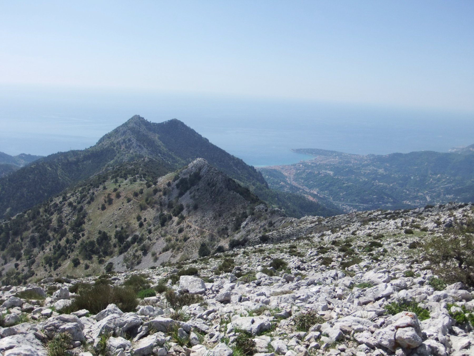 Grammondo (Monte) da Calvo 2020-04-13