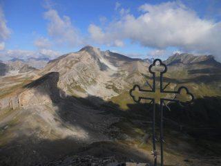 Croce di vetta + Monte Maniglia