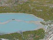 Isolotto sul lago del Rutor