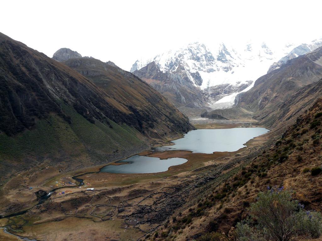 Diablo Mudo (Nevado) Cresta Nord 2013-09-01