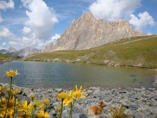 Lago della Meja e Rocca La Meja