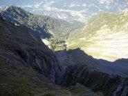 La valle del Rio d'Alba