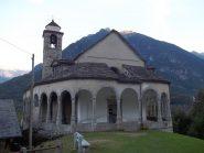 La Chiesa di Crego