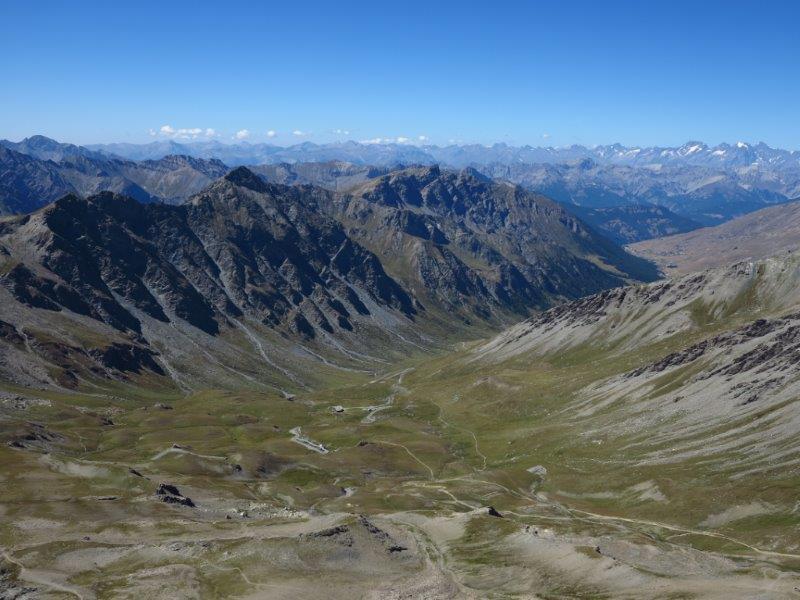Panorama salendo 5