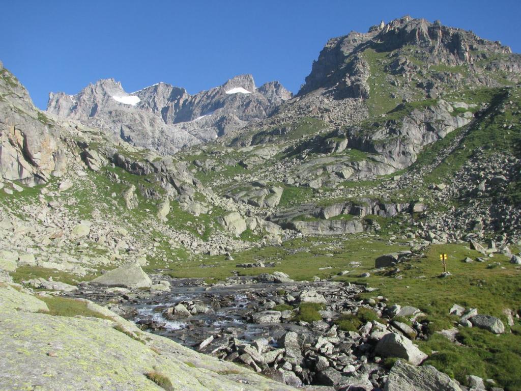 Pianoro dell'Alpe La Bruna superiore