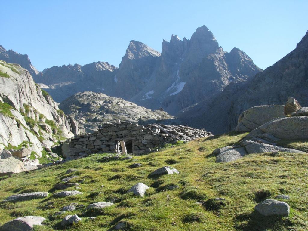 Alpe La Motte e Becchi della Tribolazione