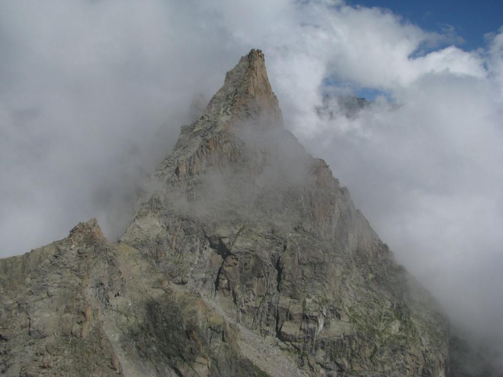 Vista del Becco Meridionale della Tribolazione