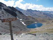 Col de La Noire e lago omonimo