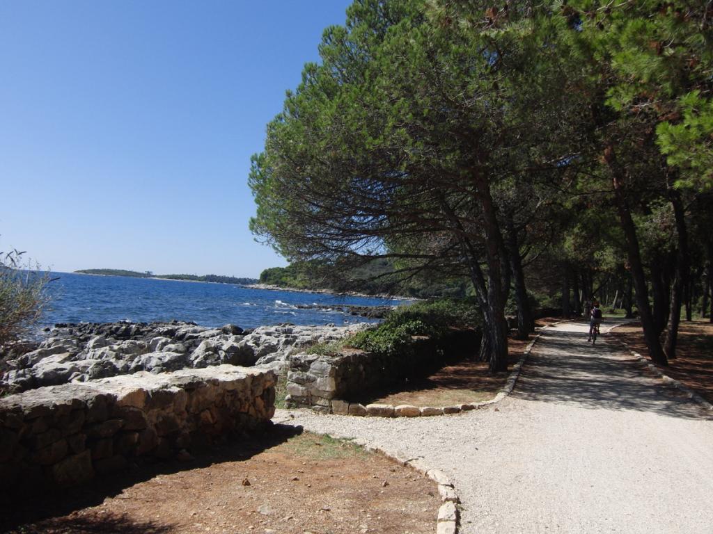 Istria ciclabili, piste e stradine 2013-09-07