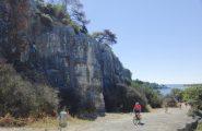 Si arrampica a Punta Corrente