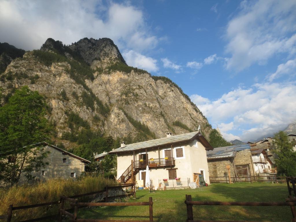 La Rocca vista da Laux