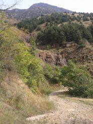 Pista e cima monte Musinè