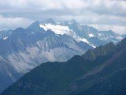 verso  la Valle Aurina, il Reichenspitze (3303)