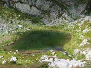 Il Lago del Pizzo