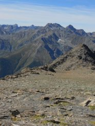 La cima Tre Chiosis