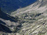 Il vallone verso Madone de Fenestre