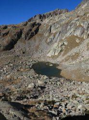 Discesa sui Lacs Balaour