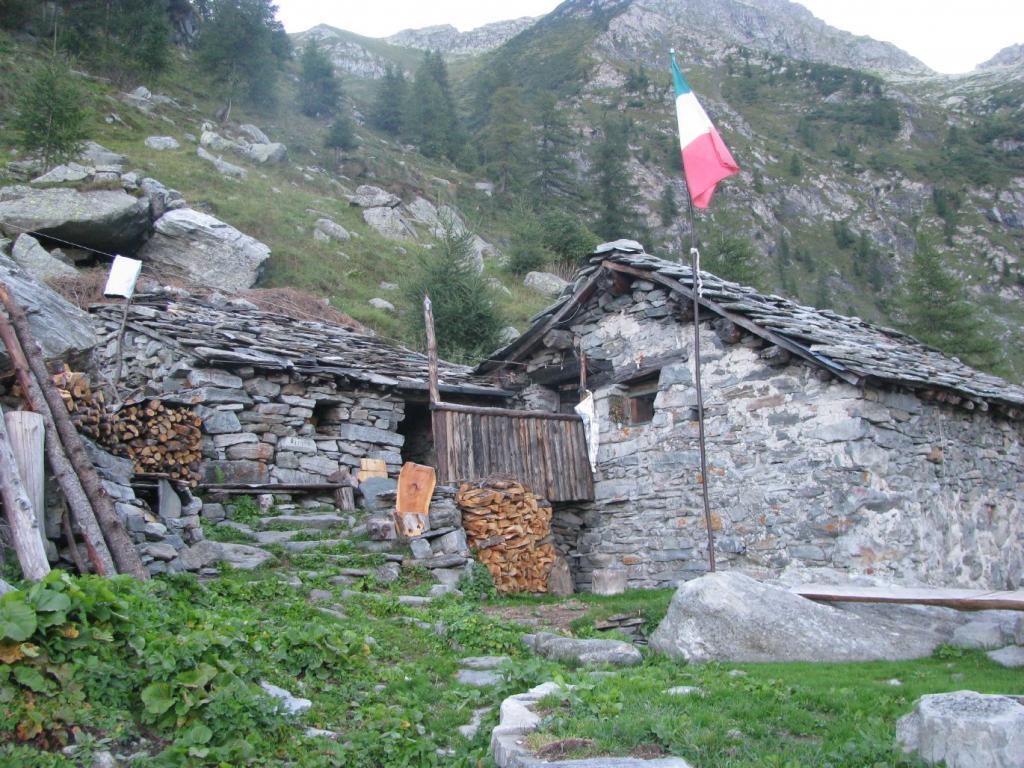 Alpe Arlens superiore
