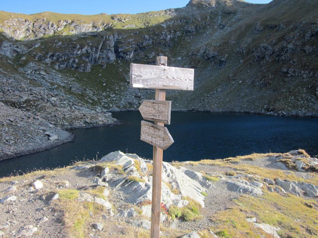 al lago di Ciardonnet