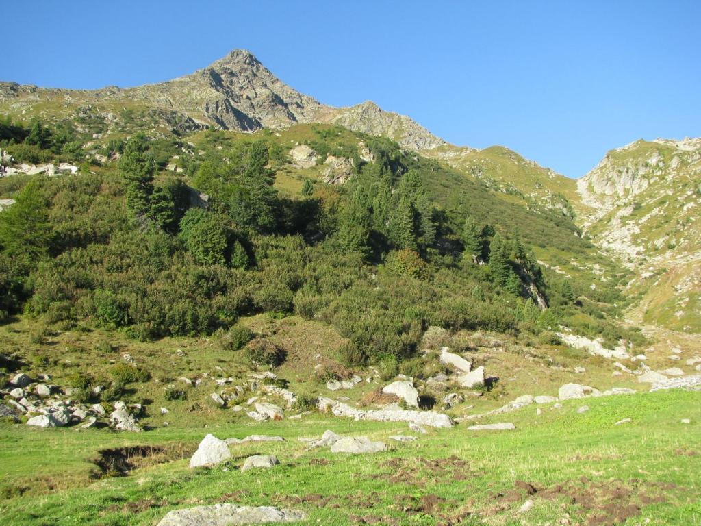 Corno del Lago e Colle Dondeuil