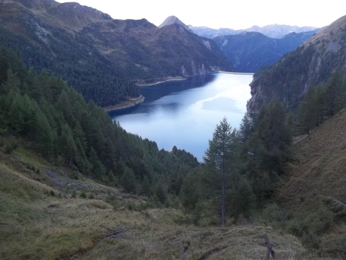 Lago del Luzzone