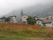 Chiesa di Bellino 1480 m.