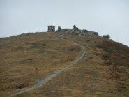 Colle della Bicocca 2285 m.